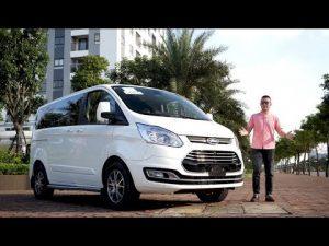 Đánh giá MPV 7 chỗ Ford Tourneo – đối trọng Kia Sedona